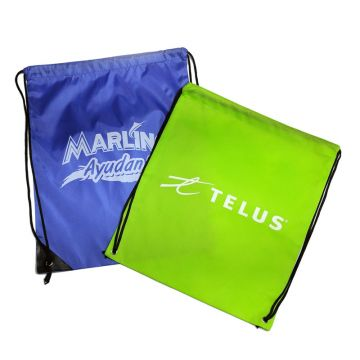 Branded Drawstring Bags