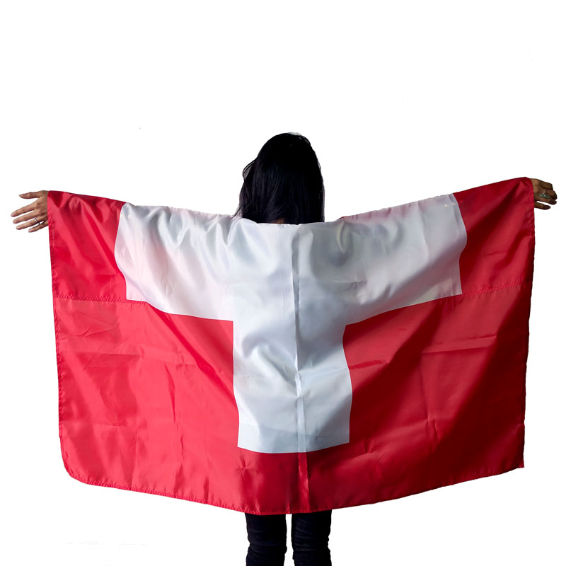 Red Cross Cape